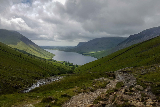 Sca Fell Pike, The Lake District