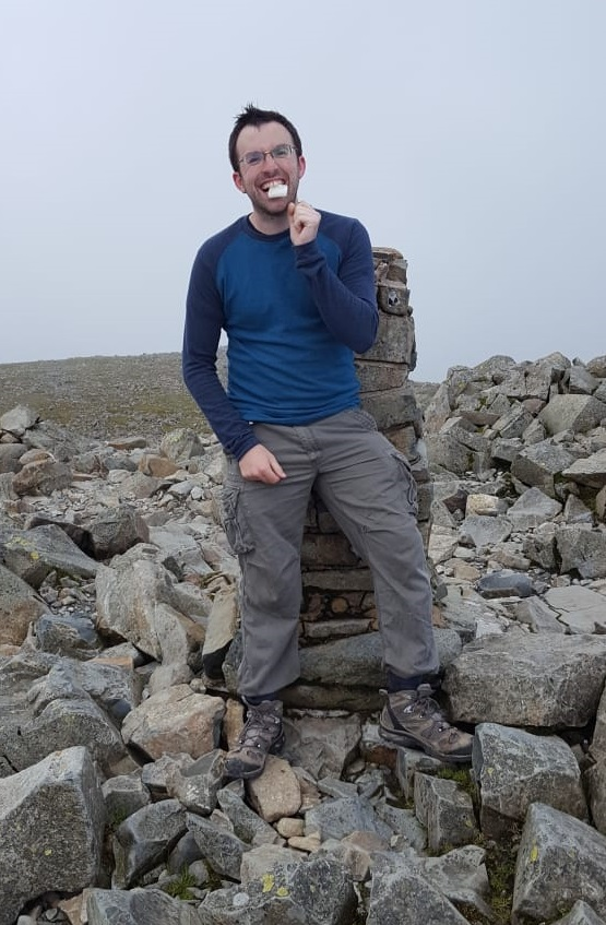 Nick- Scafell Pike