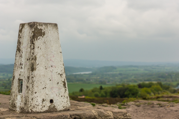 The Cloud - TP6366 - Trig Pillar