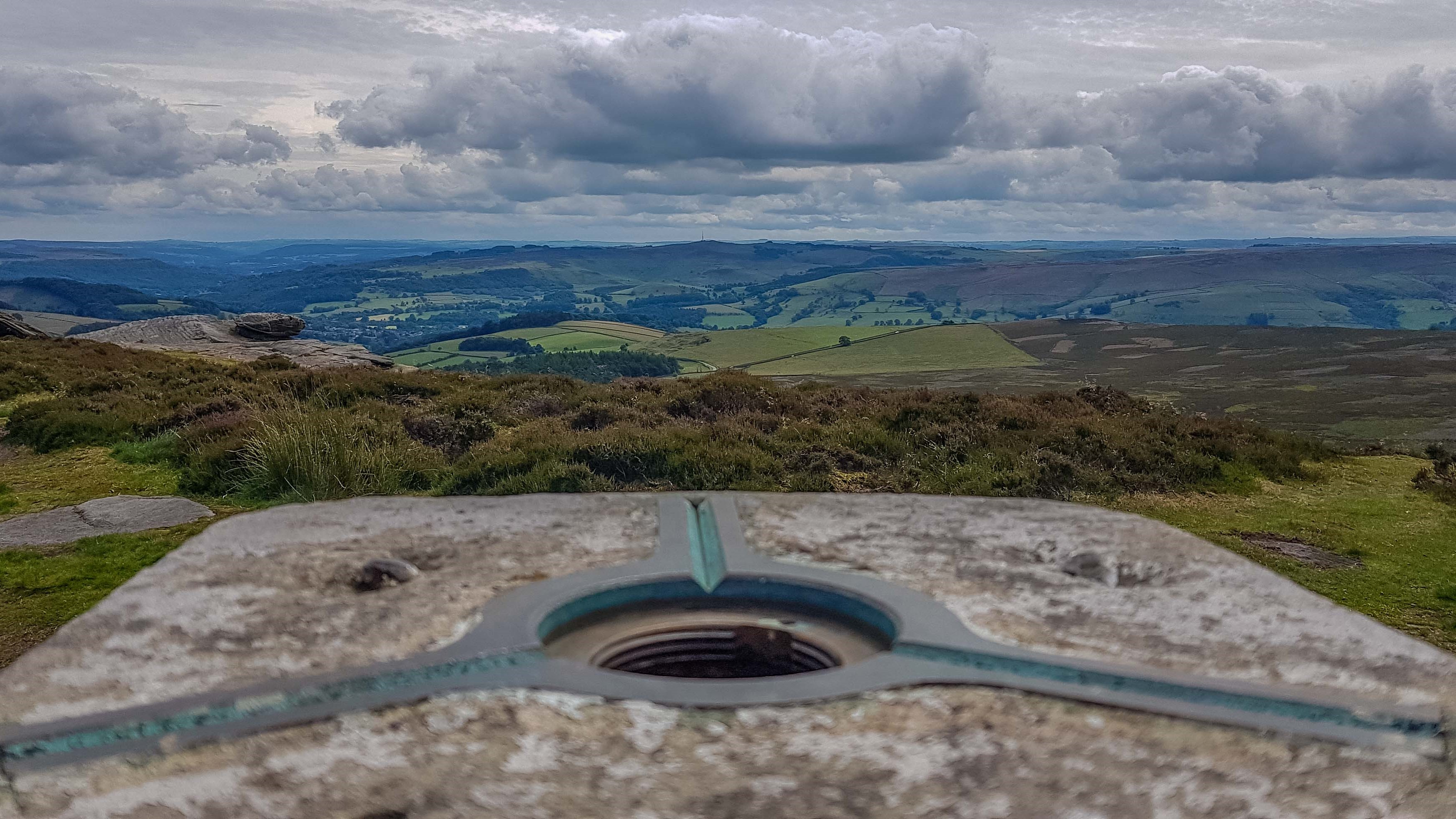 High Neb Trig Pillar