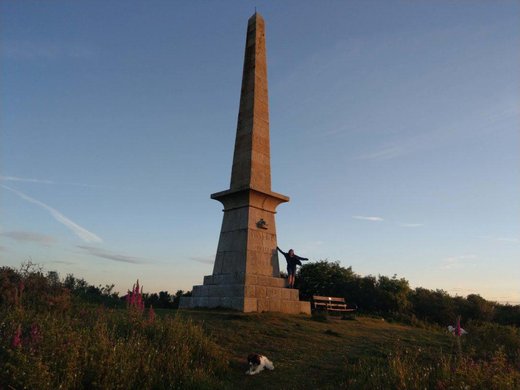Dennis Hill Obelisk