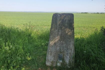 Littlebury Trig Point