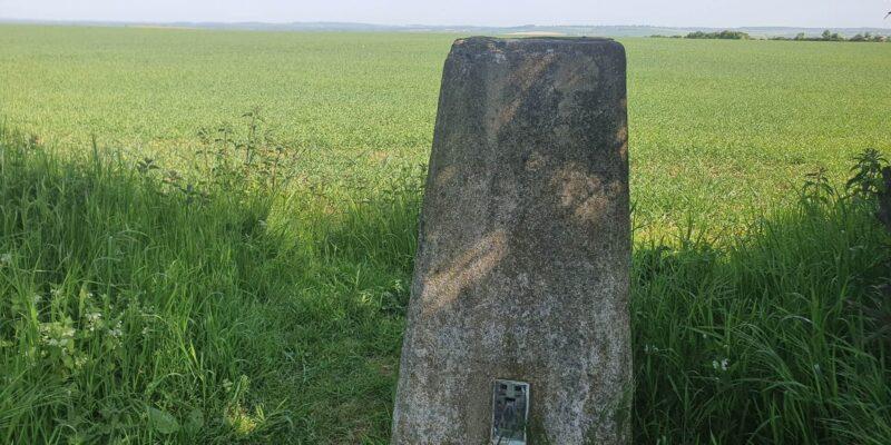 Littlebury Trig Point